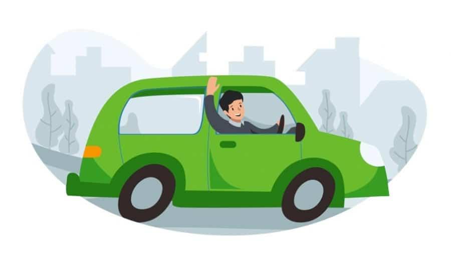 Sesuaikan mobil Anda dengan persyaratan dari pihak Gojek